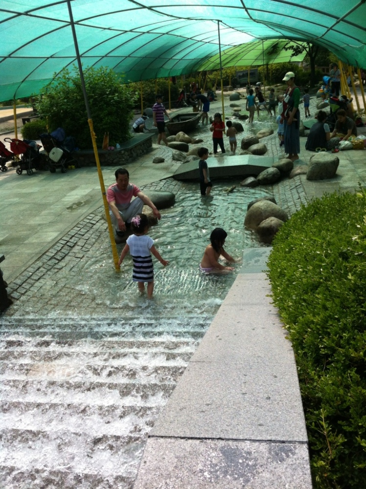 Children's Grand Park in Seoul - Go with the kids for a splashing good time! (1/3)